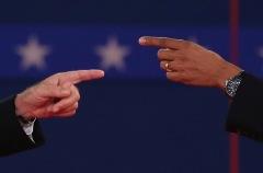 debate pointing