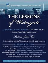 lessons of watergate